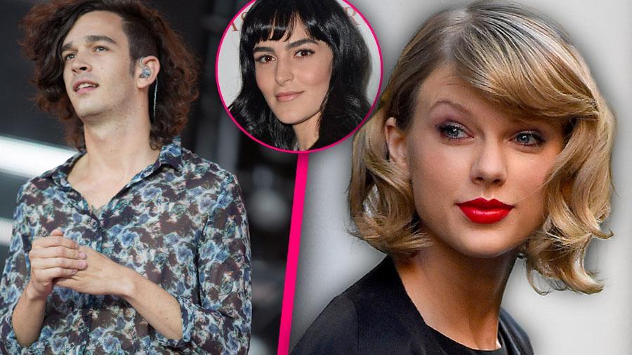 Matt Healy Cheated Taylor Swift