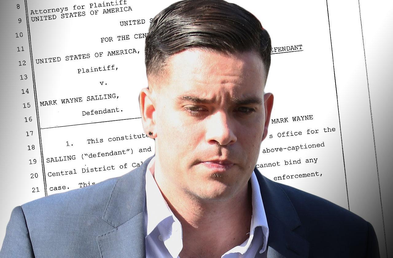 Mark Salling Child Porn Guilty