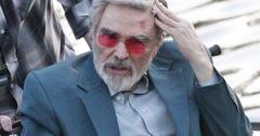 Burt Reynolds Medical Crisis Parkinsons Disease