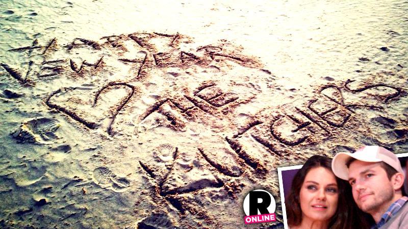 //Ashton Kutcher Mila Kunis Summer Wedding  PP