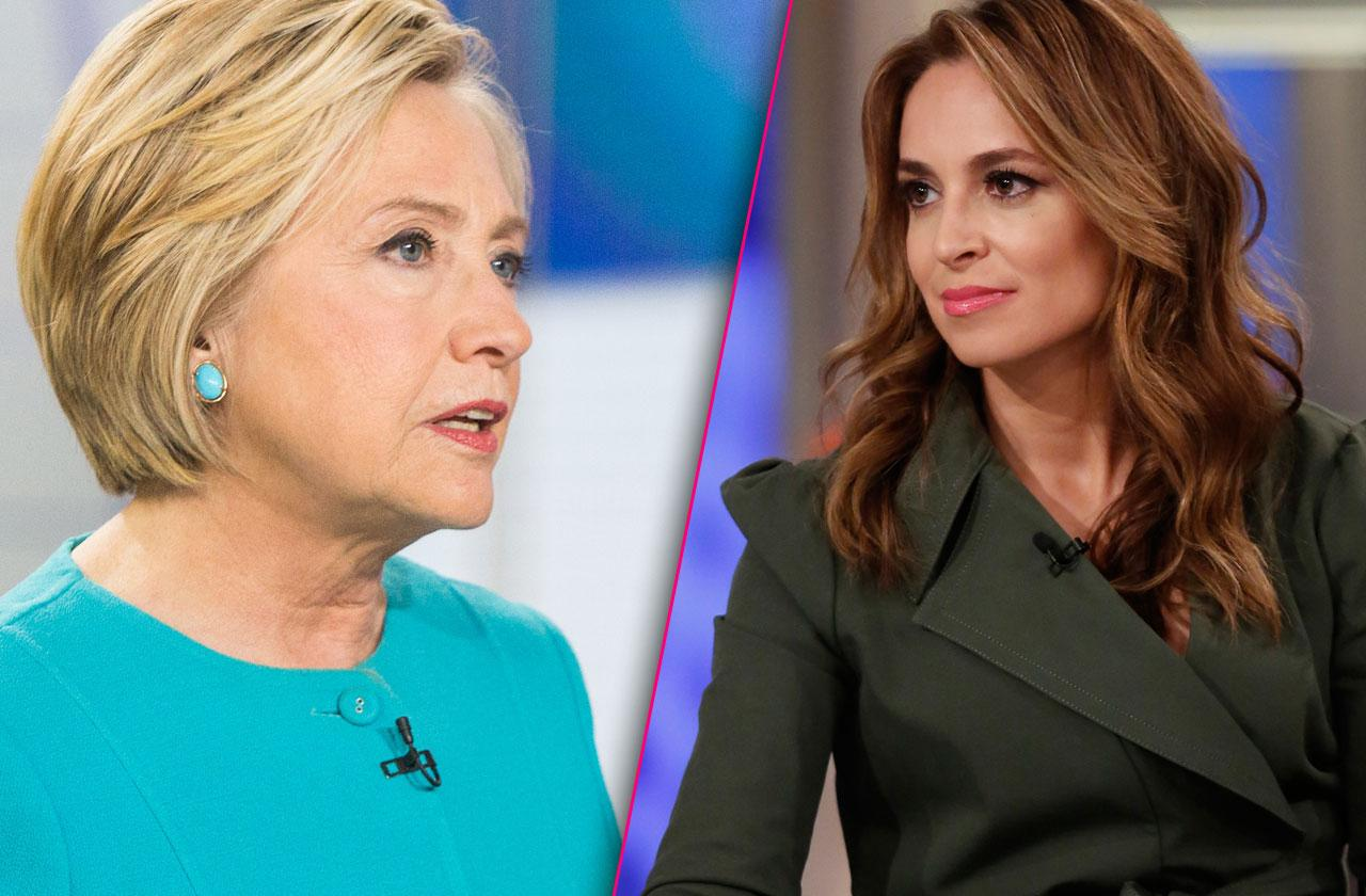 //Jedediah Bila hillary clinton question fired pp