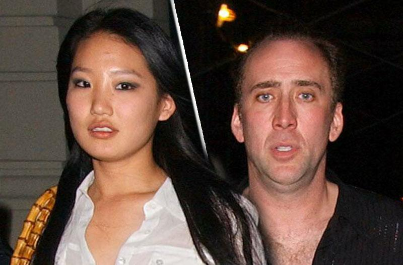 //nic cage wife cheating separated pp