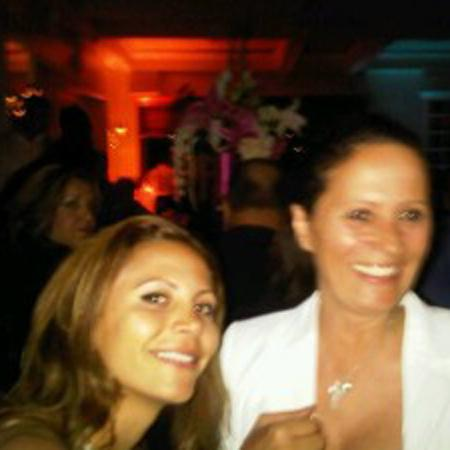 //gia allemand mother donna x