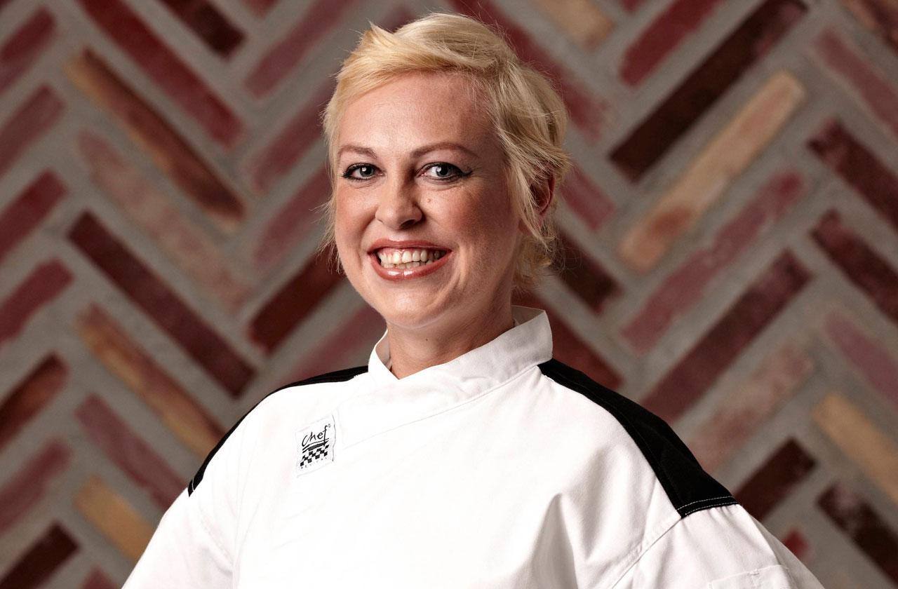 Hell's Kitchen Contestant Jessica Vogel Death