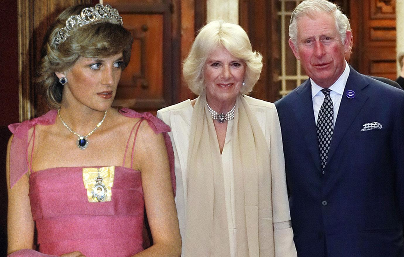 Princess Diana Heard Prince Charles Dirty Phone Sex With Camilla