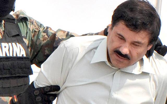 Joaquín Guzmán Loera El Chapo Arrested Mexico
