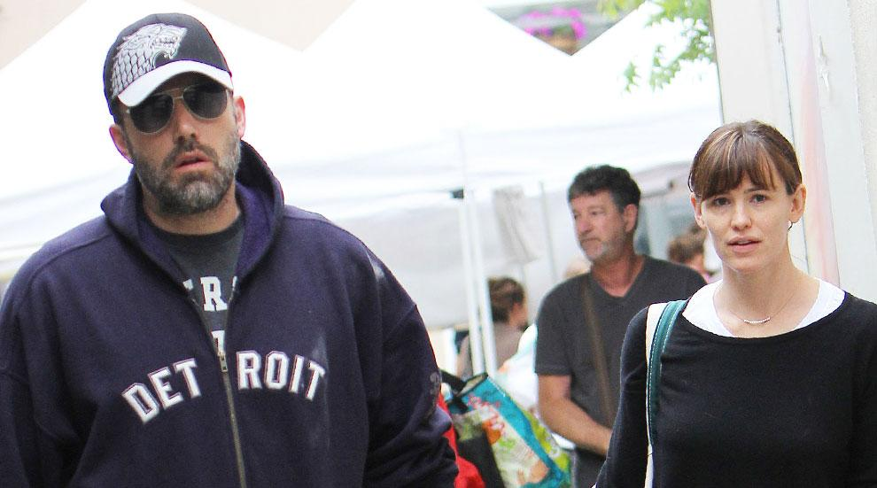 Ben Affleck Jennifer Garner Divorce Disney World