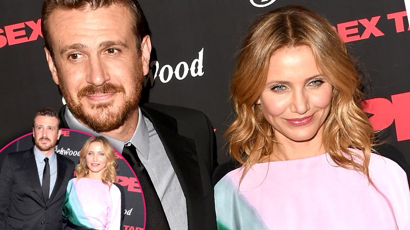 //cameron diaz jason segel rude to fans after sex tape premiere nyc attitudes disgusting  pp