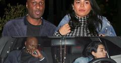 Lamar Odom Rehab Dating Mystery Woman Restaurant Pics