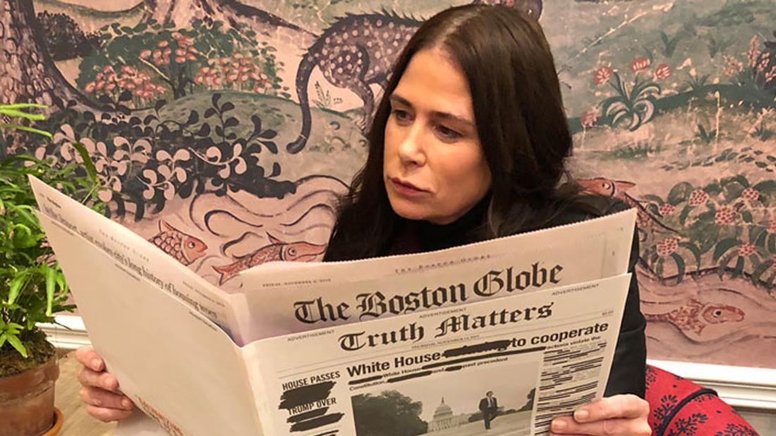 'The Report' Media Campaign