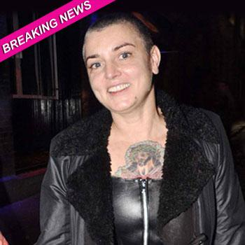 Sinead OConnor cancels tour, says she is unwell