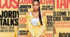 Jordyn Woods Cover of Cosmopolitan