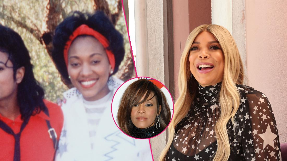 Sorry Whitney! Houston's Lesbian Lover Robyn Crawford Now Besties With Wendy Williams