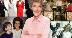 Nancy Reagan Dead -- Secrets She Took To The Grave