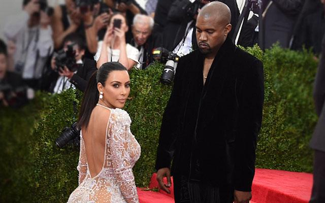 Kim Kardashian Kanye West Feuding Divorce Fashion Anna Wintour Met Gala