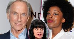 ncis cast getting along diona reasonover after pauley perrette feud
