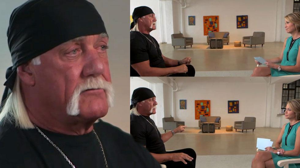 Hulk Hogan GMA Interview