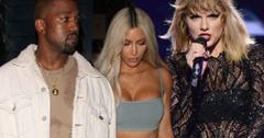 Taylor Swift New Song Kanye West Kim Kardashian Furious