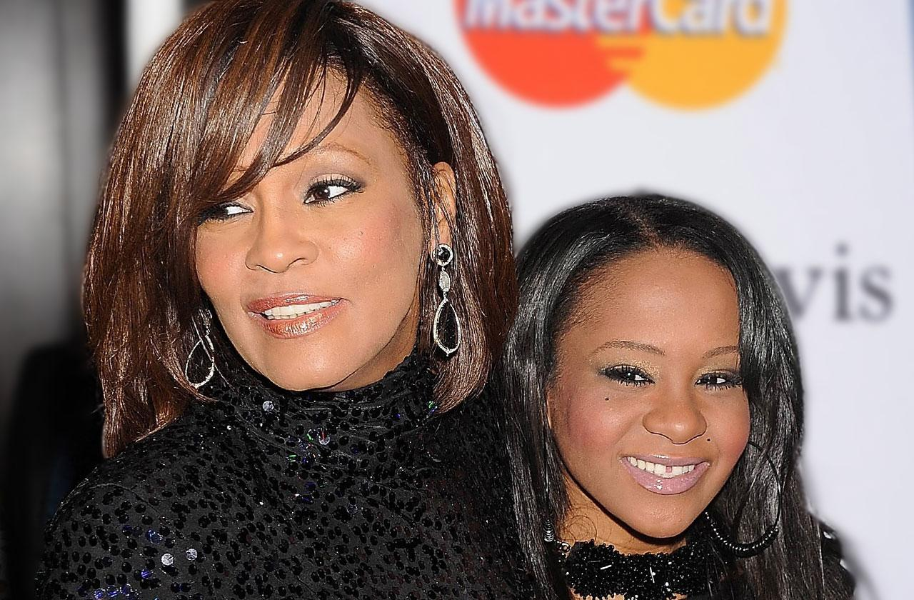 //Whitney Houston Abandoned Bobbi Kristina Friend Claims pp