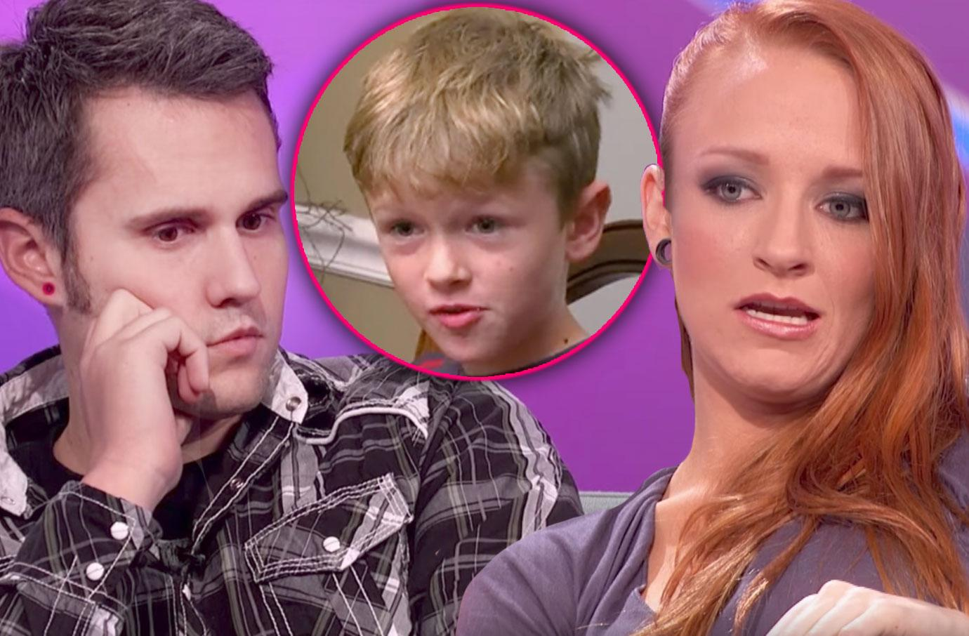 maci bookout keeping son from ryan edwards drug issues teen mom