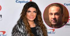 Teresa Giudice Cuddles Up To Ex-Boyfriend After Split From Joe