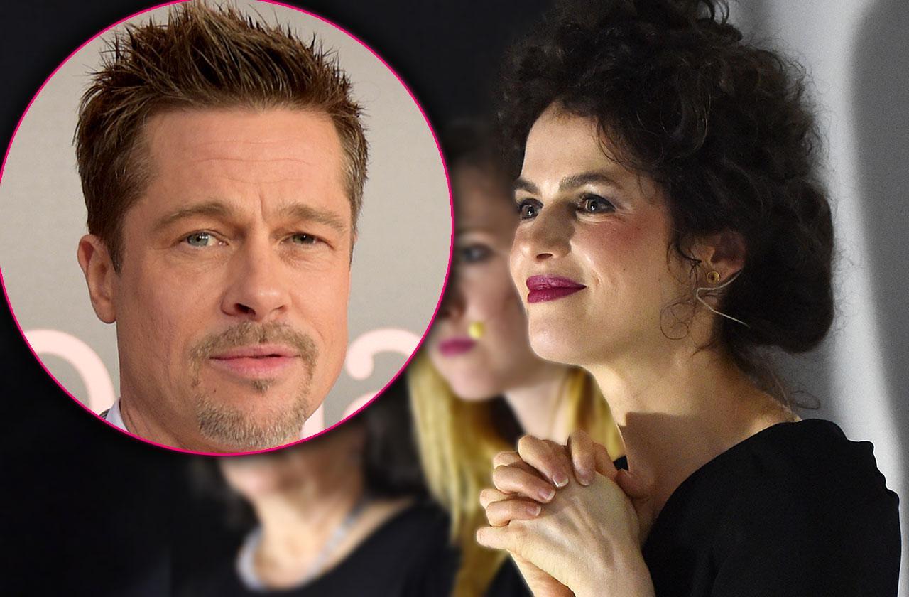 Brad Pitt Heartbreak Ex Neri Oxman Is Married Expecting Child