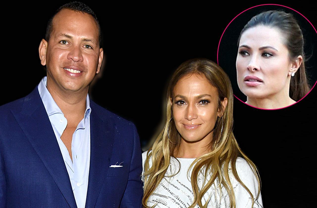 Alex Rodriguez Sexts Cheating Claims Jennifer Lopez Lauren Hunter