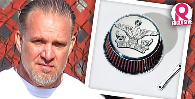 //jesse james nazi scandal west coast choppers logo tyrants crest wide