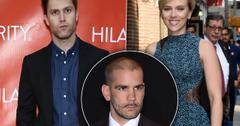 Scarlett Johansson New Boyfriend Colin Jost Moves In