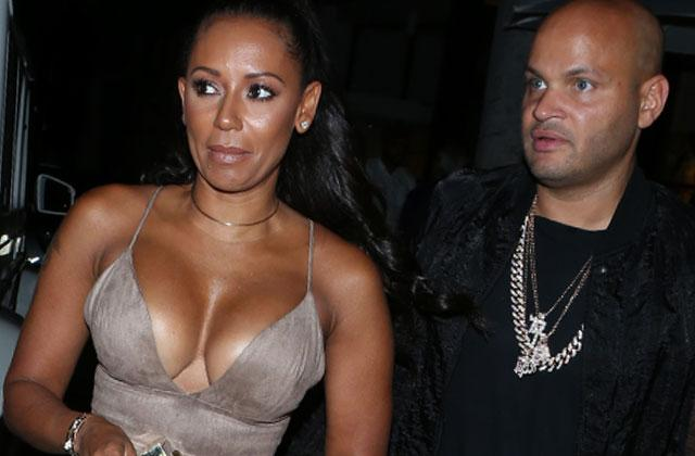 Mel B Stephen Belafonte Brother Claims Hit Dog Flirted Nanny