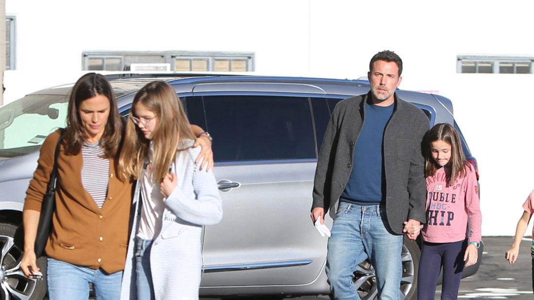 Ben Affleck & Jennifer Garner Fight Following Relapse