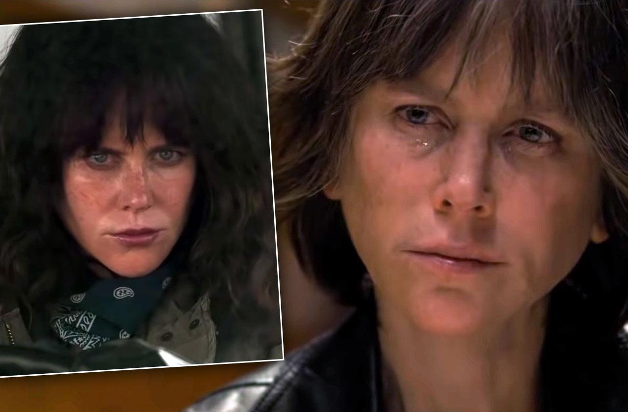 //Nicole Kidman Unrecognizable Destroyer Trailer pp