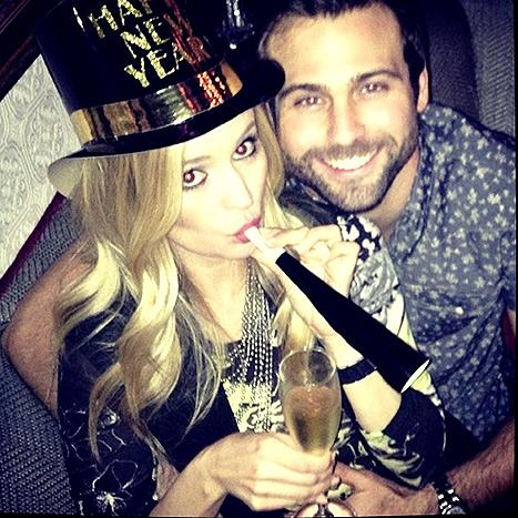 //emily maynard is engaged to tyler johnson