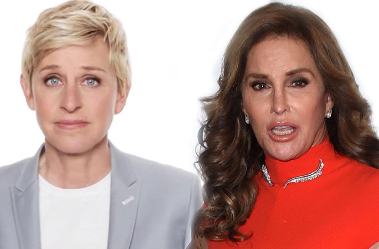 Ellen degeneres caitlyn jenner gay marriage