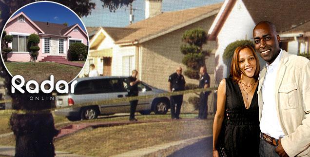 //michael jace crime scene