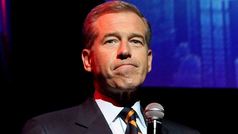 Brian Williams Causing Havoc At MSNBC Colleagues Demoted
