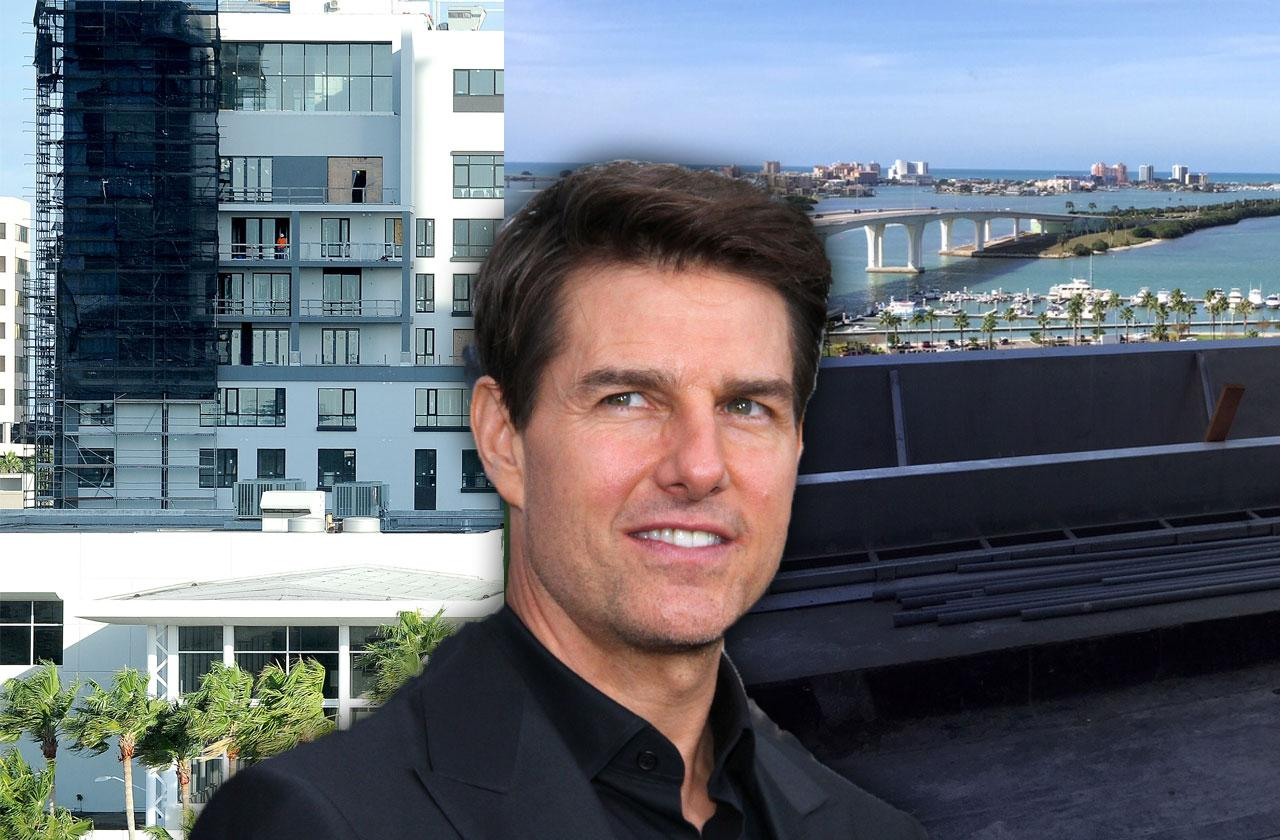 //tom cruise scientology lair rules security pool pp