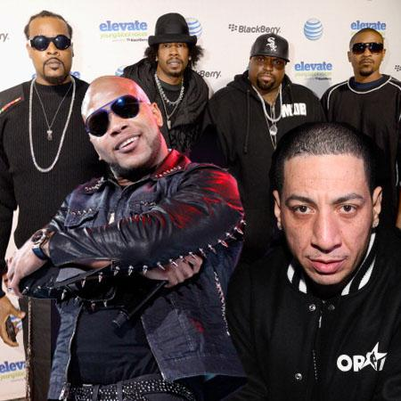 // khujo big gipp cee lo green and t mo of gettyimages