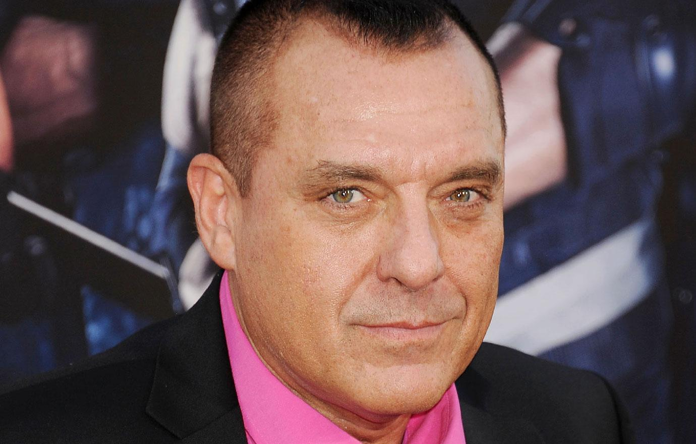 Tom Sizemore Is Arrested For Drugs Traffic Stop