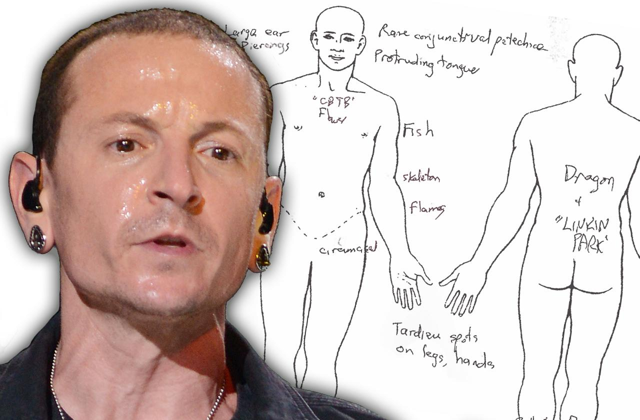chester bennington autopsy ecstacy drugs