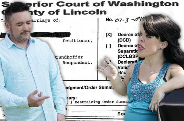 Little Women Divorce Documents Revealed