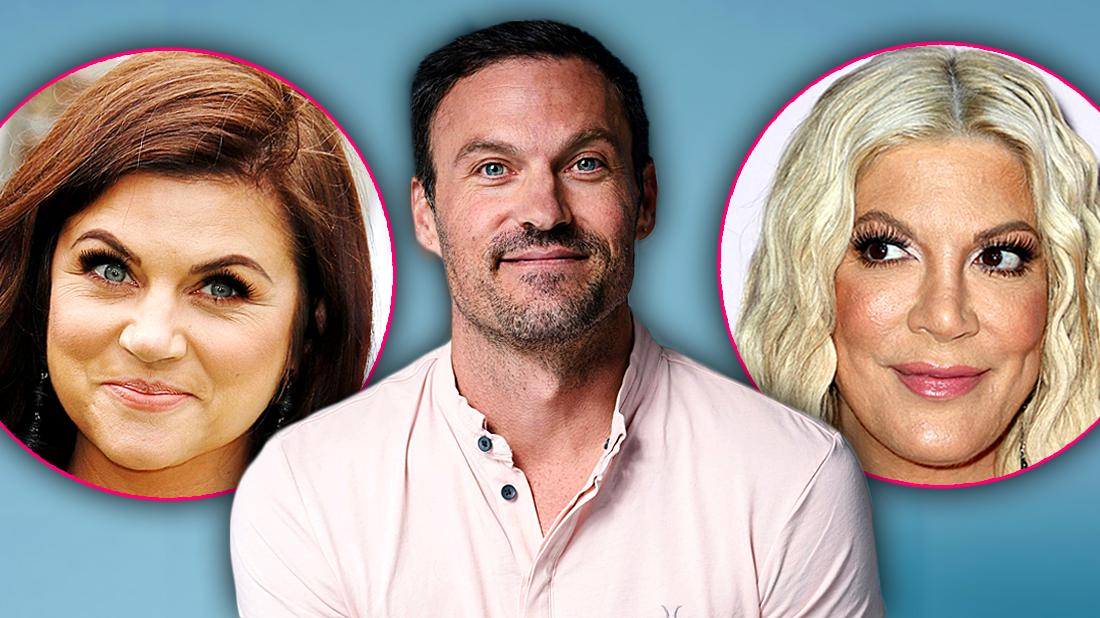 Brian Austin Green Reveals Which Beverly Hills Co-Stars Hes Hooked Up With