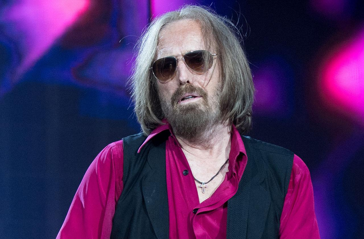 //Tom Petty Dead Cardiac Arrest pp