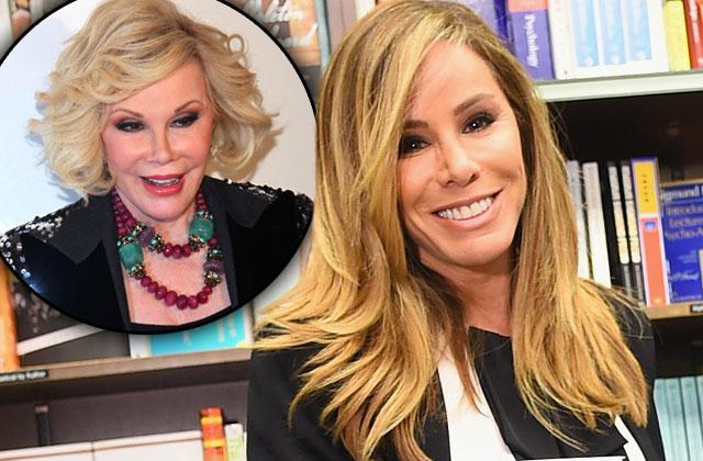 //melissa rivers mom joan rivers tell all book pop culture pics