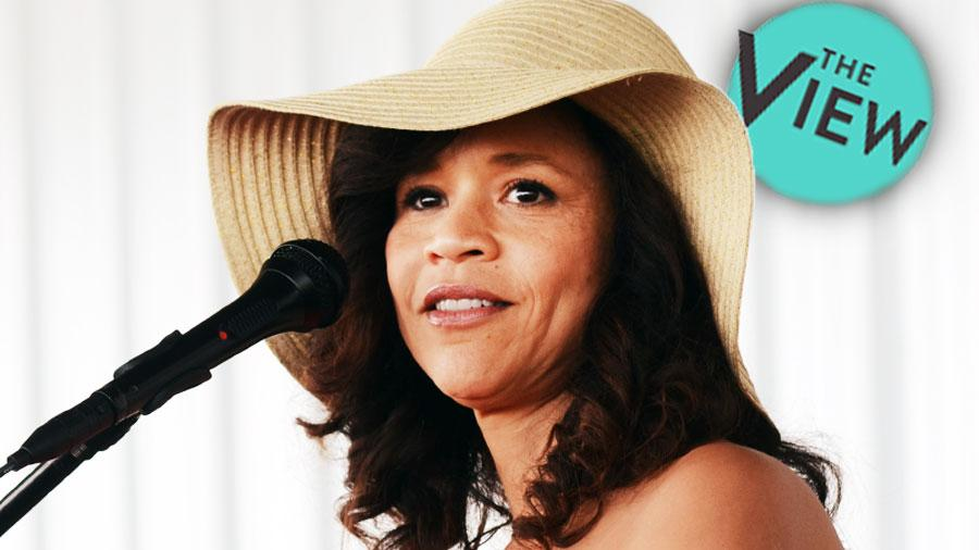 Rosie Perez Still Being Fired From The View