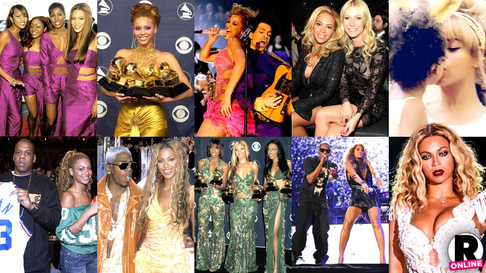 // moments from beyonces career to celebrate her rd birthday pp sl