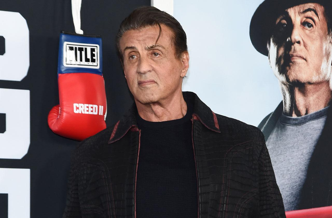 Sylvester Stallone Punched Dolph Lundgren