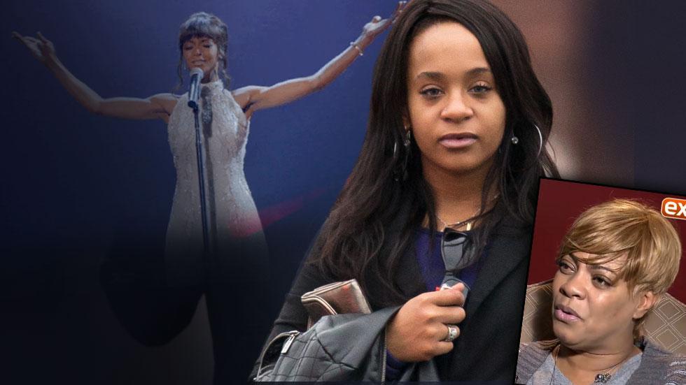 Bobbi Kristina Brown 'Whitney' Biopic