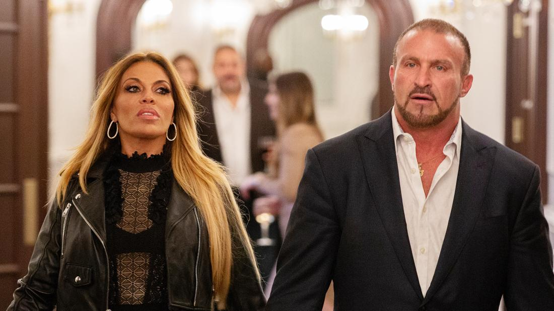 'RHONJ' Star Dolores Catania's Ex-Husband Faces Surgery After Nasty Fall