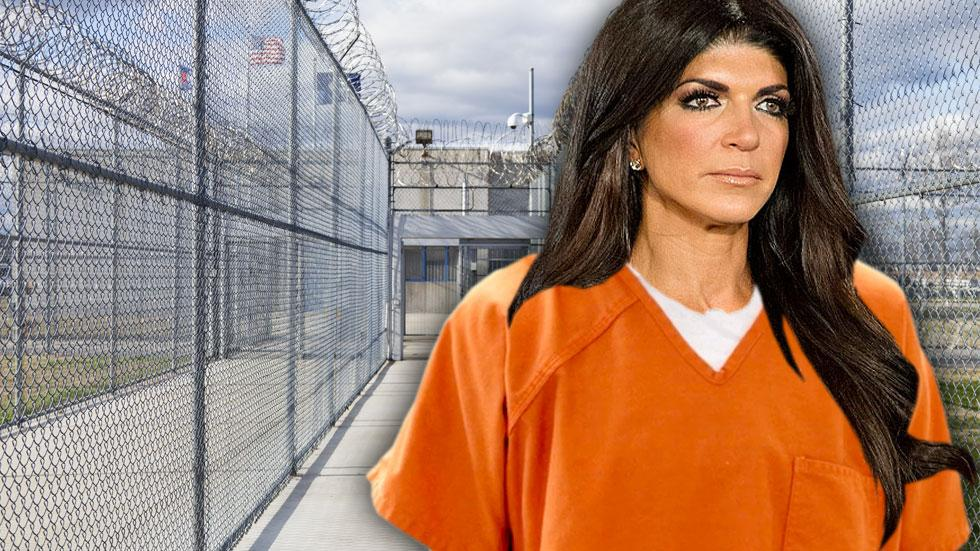 //teresa giudice will not ordered to go to danbury federal camp